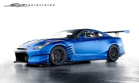 Tìm hiểu dàn xe trong Fast&Furious 6 - ảnh 11