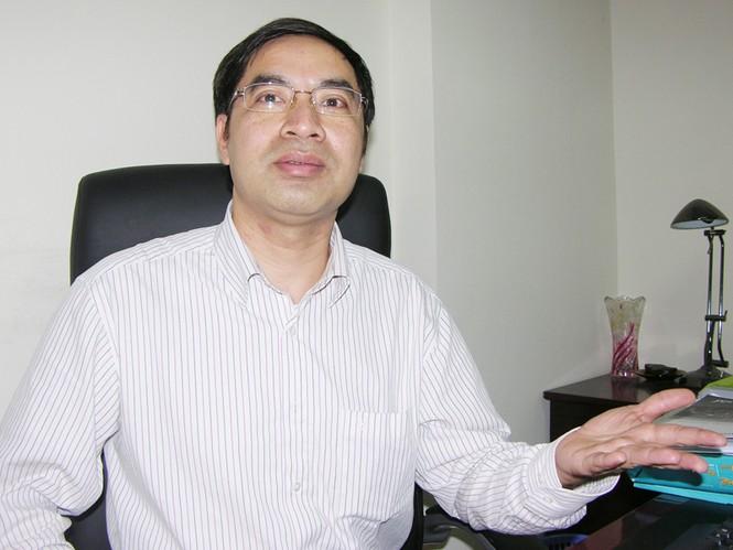 TS Vũ Trọng Bình