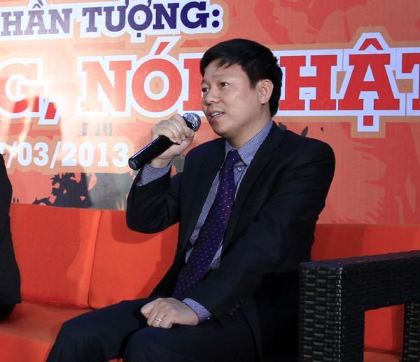 Phó TBT báo Tiền Phong Trần Thanh Lâm cho biết: trowng thời gian gần hai tháng, Diễn đàn đã nhận được hơn 300 tin, bài gửi về