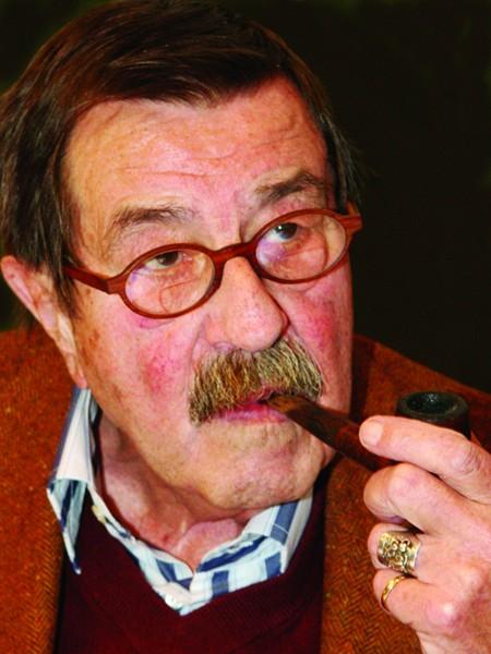 Nhà văn Đức Gunter Grass