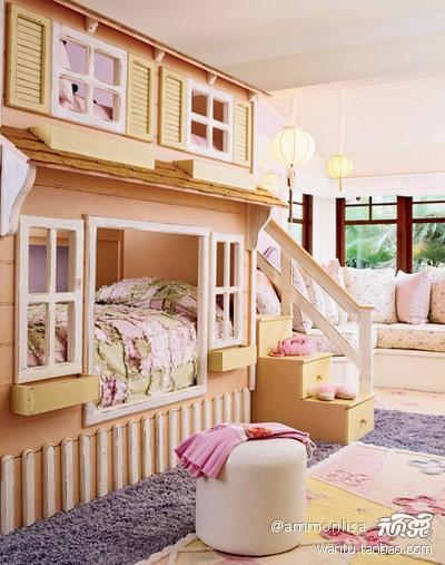 Mẫu phòng ngủ cực xinh cho bé yêu - ảnh 20