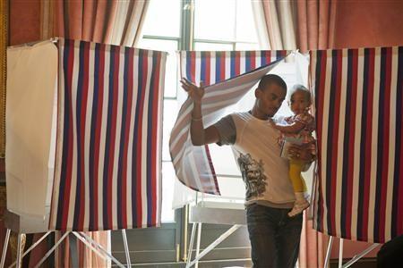 Cử tri Pháp bỏ phiếu bầu tổng thống mới - ảnh 7