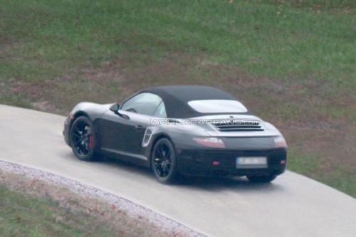 Hé lộ thông tin về Porsche 911 đời 2012 - ảnh 11