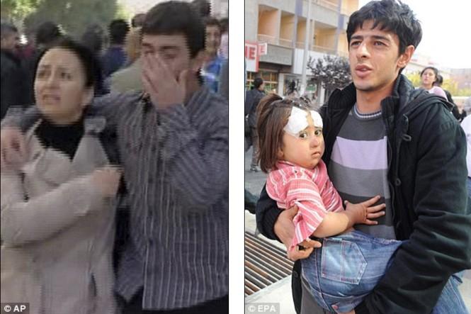 Thổ Nhĩ Kỳ dốc sức tìm kiếm các nạn nhân - ảnh 12