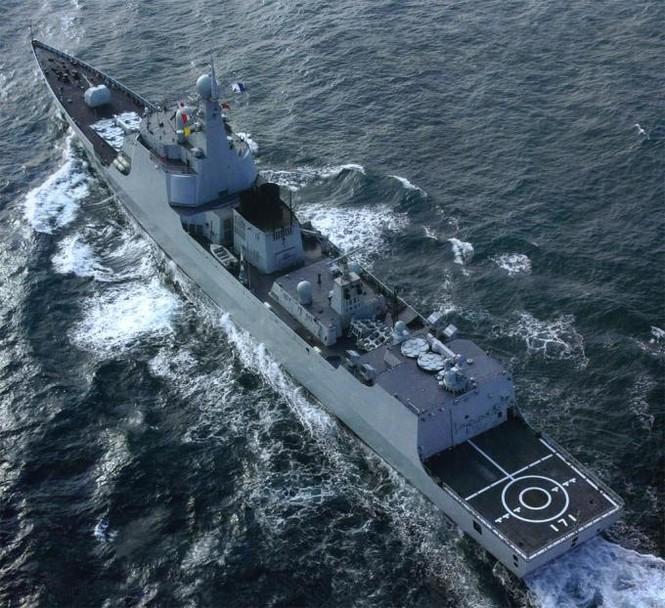 'Nội soi' tham vọng khu trục hạm Trung Quốc - ảnh 21