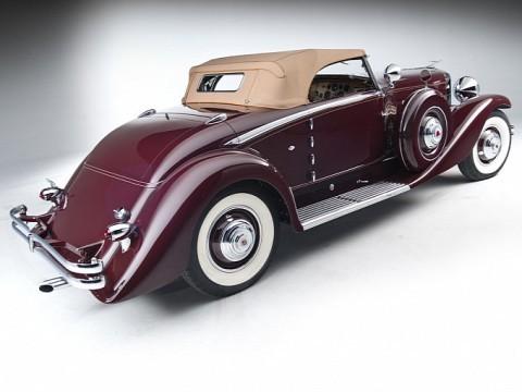 Ngắm xe cổ Duesenberg 1935 có giá 4,5 triệu USD - ảnh 2