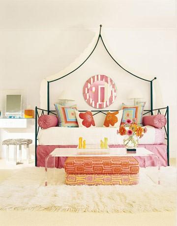 Phòng ngủ lãng mạn cho đôi uyên ương - ảnh 8