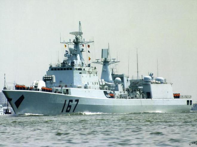 'Nội soi' tham vọng khu trục hạm Trung Quốc - ảnh 4