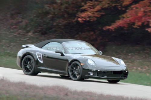 Hé lộ thông tin về Porsche 911 đời 2012 - ảnh 14