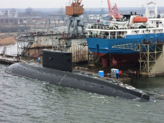 Nga cam kết giúp VN phát triển toàn diện hạm đội tàu ngầm - ảnh 2
