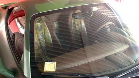 Ferrari 458 khoác 'áo lính' - ảnh 3