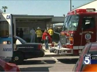 Hiện trường nơi xảy ra vụ ngộ độc, khiến 7 bé nhập viện