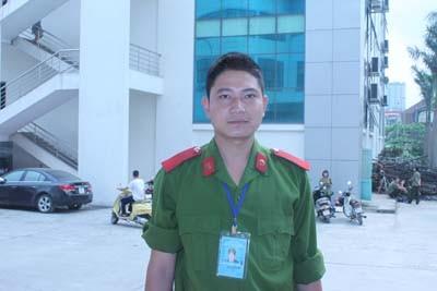 VDV Anh Tuấn sau khi thi đấu nội dung bắn súng CZ83
