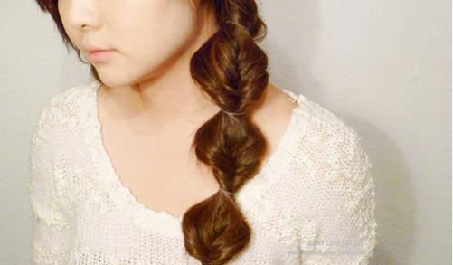Tóc đẹp diu dàng như công chúa mùa xuân - ảnh 6