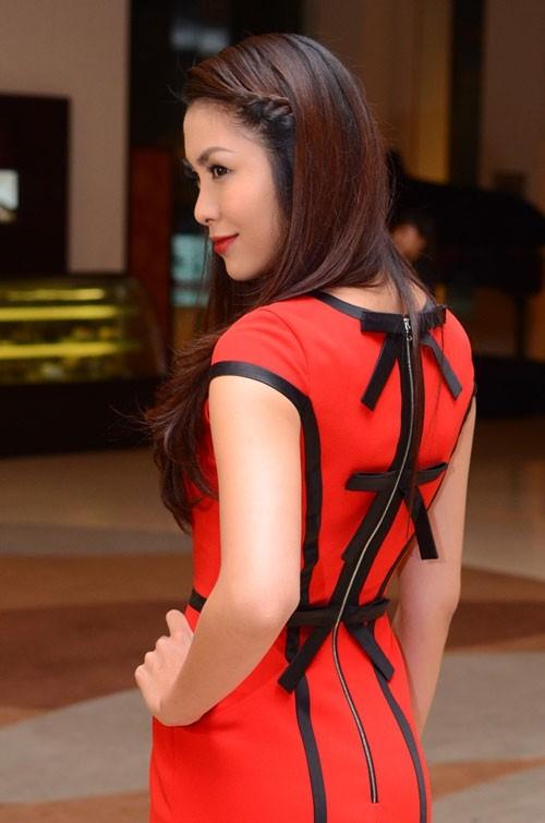 Thời trang tóc của Tăng Thanh Hà - ảnh 26