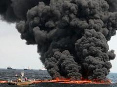 Vụ nổ giàn khoan Deepwater