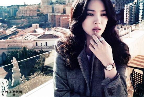 Bị tung tin đồn 'gái bao', Song Hye Kyo đi kiện - ảnh 1