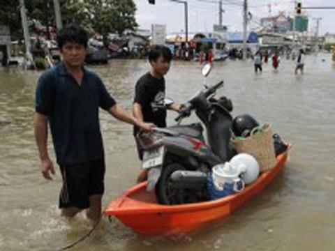 Bangkok có thể ngập nặng - ảnh 2