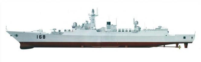 'Nội soi' tham vọng khu trục hạm Trung Quốc - ảnh 14