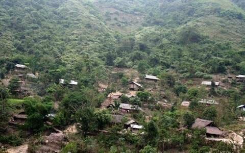 Xã Mường Lý, nơi đang tồn tại phong tục ngủ thăm rõ rệt