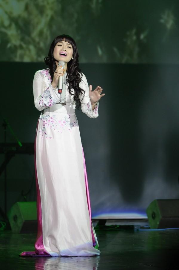 Ca sĩ Ngọc Khuê