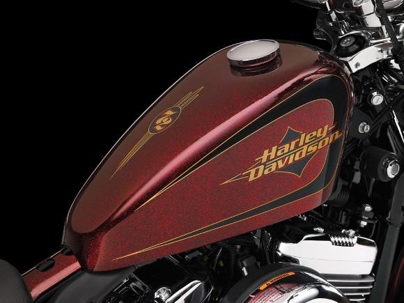 Cận cảnh Harley-Davidson XL883L Seventy-Two - ảnh 12