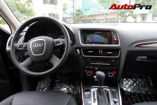 Q5 2.0T Quattro 2011 - Mẫu xe an toàn của Audi - ảnh 4