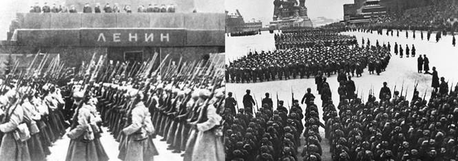 Duyệt binh mừng chiến thắng ngày 24-6-1945