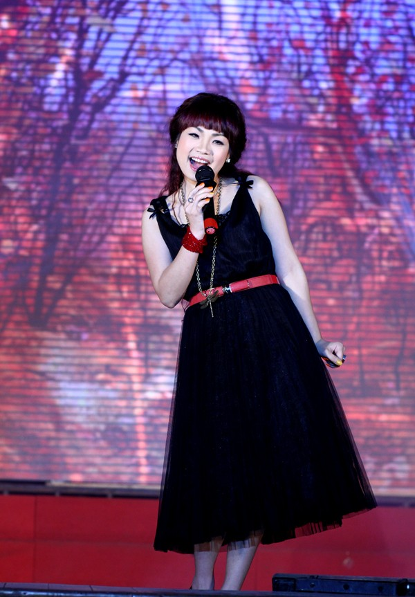 Ngọc Khuê tại chương trình