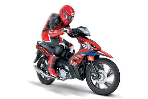 Những xe máy côn tay nổi bật năm 2012 (P2) - ảnh 3