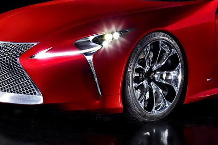 Lexus sẽ sản xuất đại trà 'quái thú' LF-LC - ảnh 4