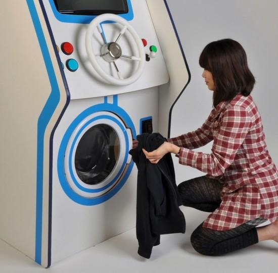 Hứng thú hơn với 'máy giặt game' - ảnh 3