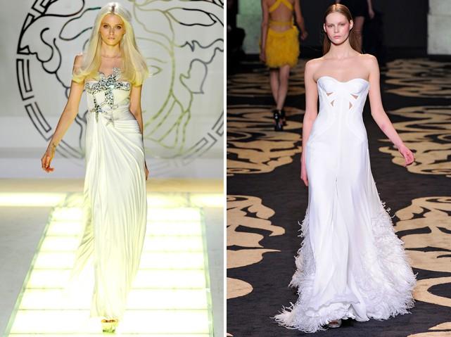 Angelina Jolie sẽ diện váy cưới nào? - ảnh 1