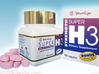 Sản phẩm siêu cường H3, được gọi là