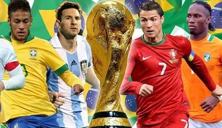 Vòng bảng World Cup 2014: Ông lớn hài lòng! - ảnh 1