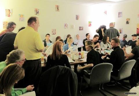 Đoàn làm phim Desperate Housewives thảo luận nội dung cho tập cuối cùng