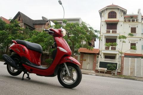 Yamaha Nozza châu Âu: Xe nhỏ chạy phố - ảnh 1