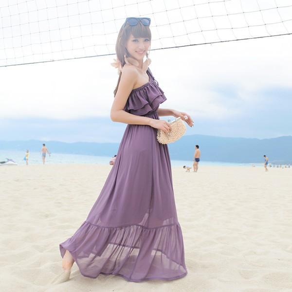 Váy maxi tung tăng đón nắng hè - ảnh 6