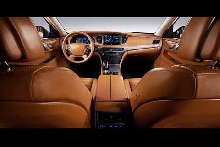 Đẳng cấp thời trang Hermes trên Hyundai Equus - ảnh 7