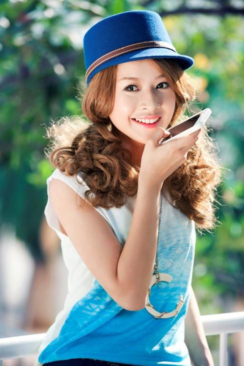 Hotgirl Chi Pu tình tứ bên hotboy Cường Seven - ảnh 6