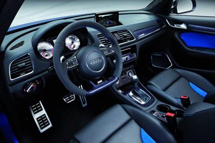 Audi đưa RS Q3 Concept tới Trung Quốc - ảnh 9
