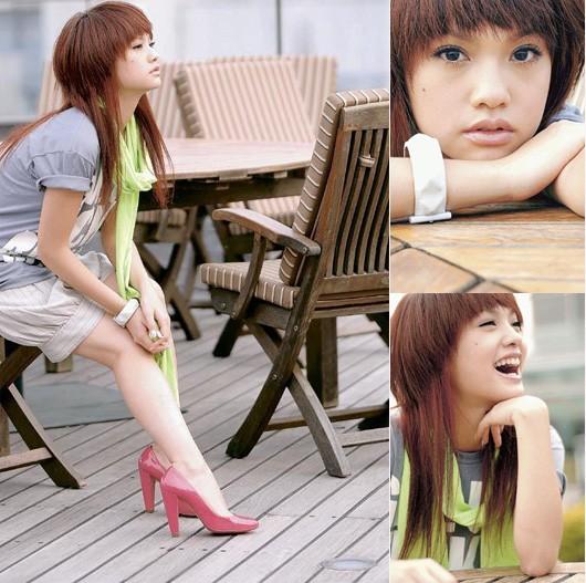 Biến hóa tóc cùng 'công chúa' Dương Thừa Lâm - ảnh 4