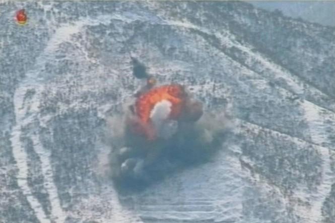 Cuộc tập trận được cho là có mục tiêu tấn công Hàn Quốc