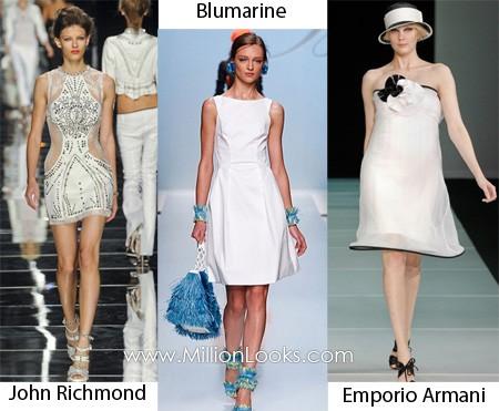 Xu hướng thời trang váy xuân hè năm 2012 - ảnh 15
