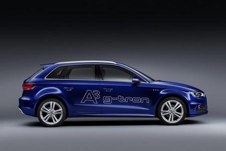 Lộ tân binh Audi A3 g-tron - ảnh 2