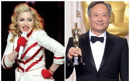 Madonna bị chỉ trích vì thô lỗ với Lý An - ảnh 1