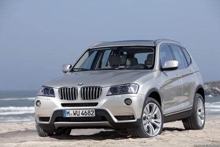 BMW vén màn X3 phiên bản mới - ảnh 10