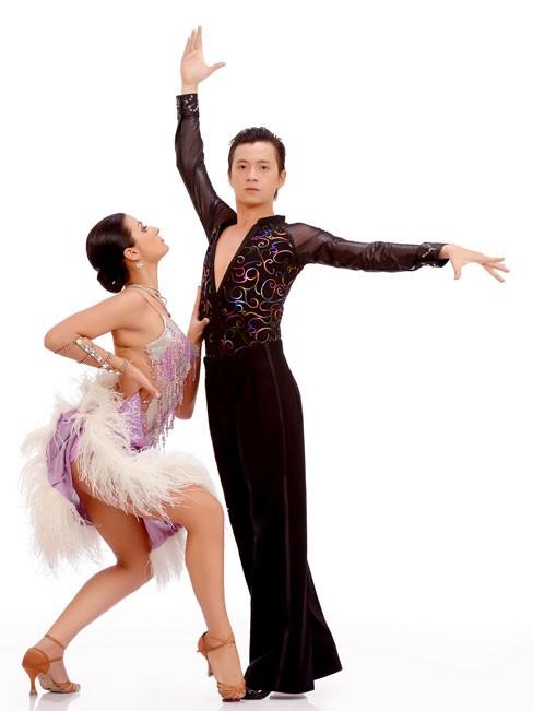 Những cặp đôi gợi cảm của Bước Nhảy Hoàn Vũ - ảnh 12