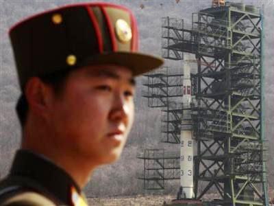 Mỹ gây sức ép lên Triều Tiên - ảnh 1