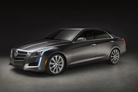 Cadillac CTS 2014: 'thi đấu' với xe Đức - ảnh 4